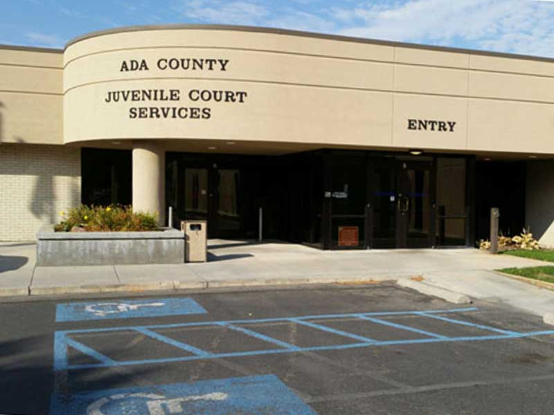 <strong>Ada County Juvenile Court Services/Ada County Jail </strong> included installations with specialized security requirements. completed in 1994